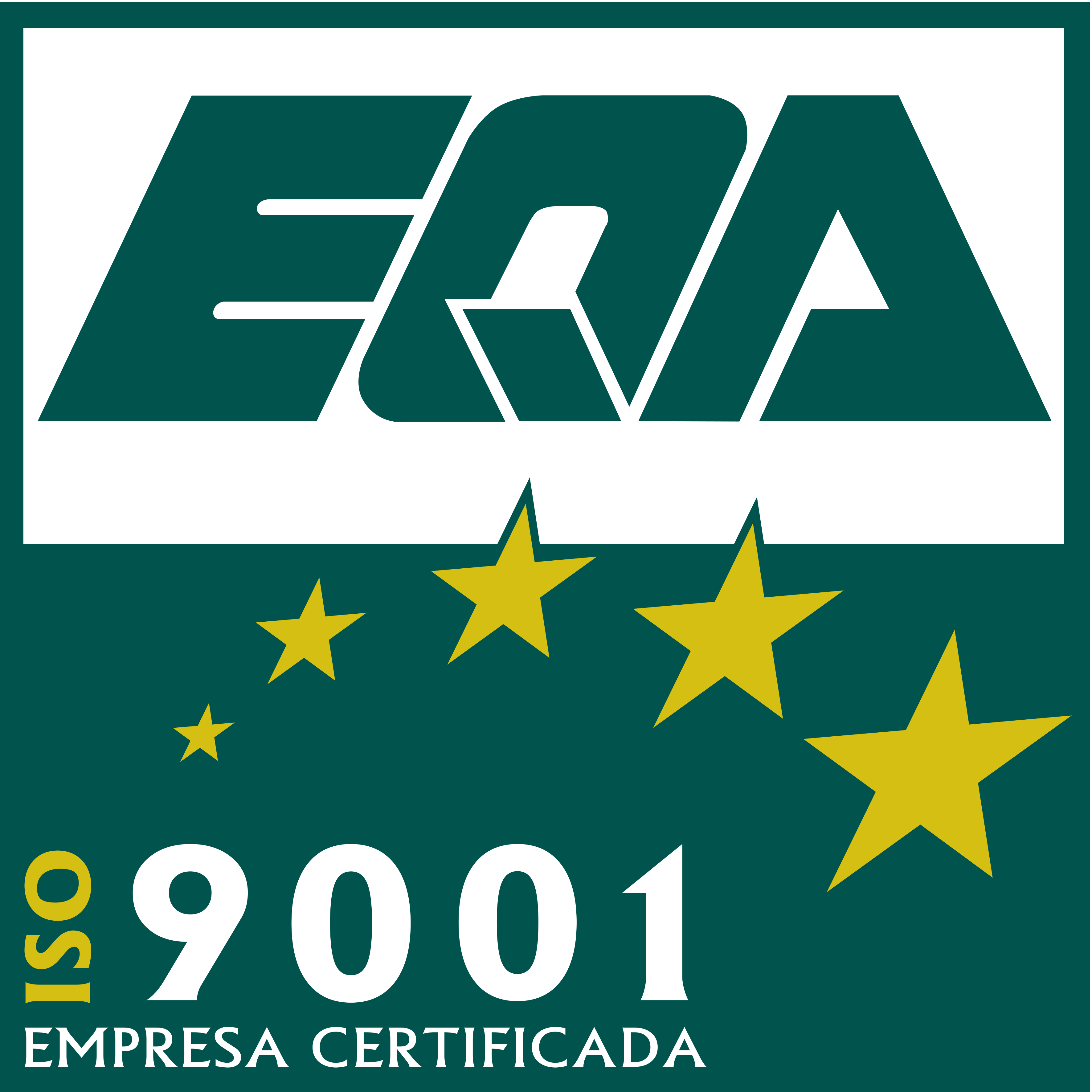 ISO 9001 Color
